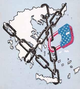 Αποτέλεσμα εικόνας για έξω οι αμερικάνικες βάσεις από την Ελλάδα