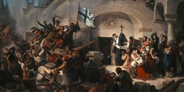 9 Νοεμβρίου 1866: Ο πυρπολητής, Κωνσταντίνος Γιαμπουδάκης και το ολοκαύτωμα της Μονής Αρκαδίου | Βίντεο