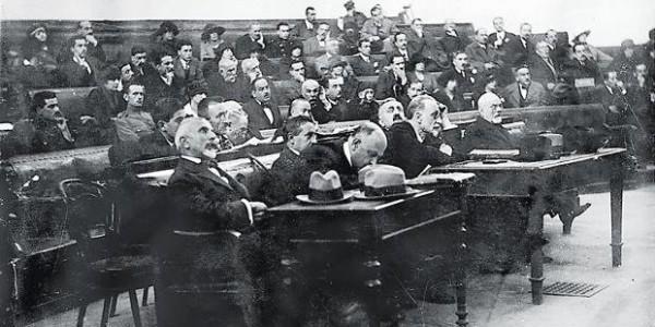 15 Νοεμβρίου 1922: Η εκτέλεση των Έξι στο Γουδή και η αθώωσή τους 88 χρόνια μετά