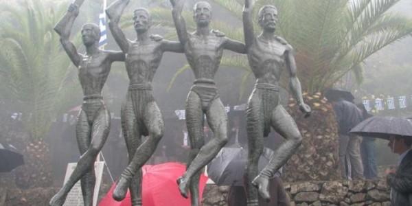 12 Νοέμβρη 1944: Ποιος θυμάται την ιστορική μάχη της Παναγιάς στα Κεραμιά – Η ανέκδοτη ιστορία της Μάχης με μαντινάδες του γέρο Βιδάκη