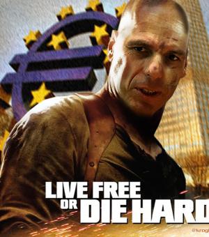 Ο Varoufakis Fighter, ο Άγιος Βαρουφάκης, Βαρουφάκης, ο άντρας που κέρδισε τον Τσακ Νόρις, απλά Βαρουφάκης... πολύ σκληρός για να πεθάνει | Φωτός+Βίντεο