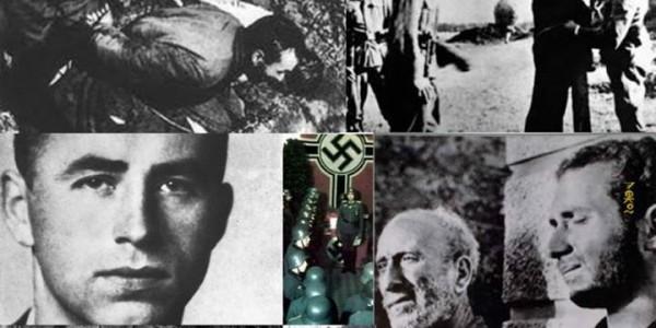 Ο ονομαστικός κατάλογος 107 ύποπτων Γερμανών ναζί εγκληματιών πολέμου στην Ελλάδα