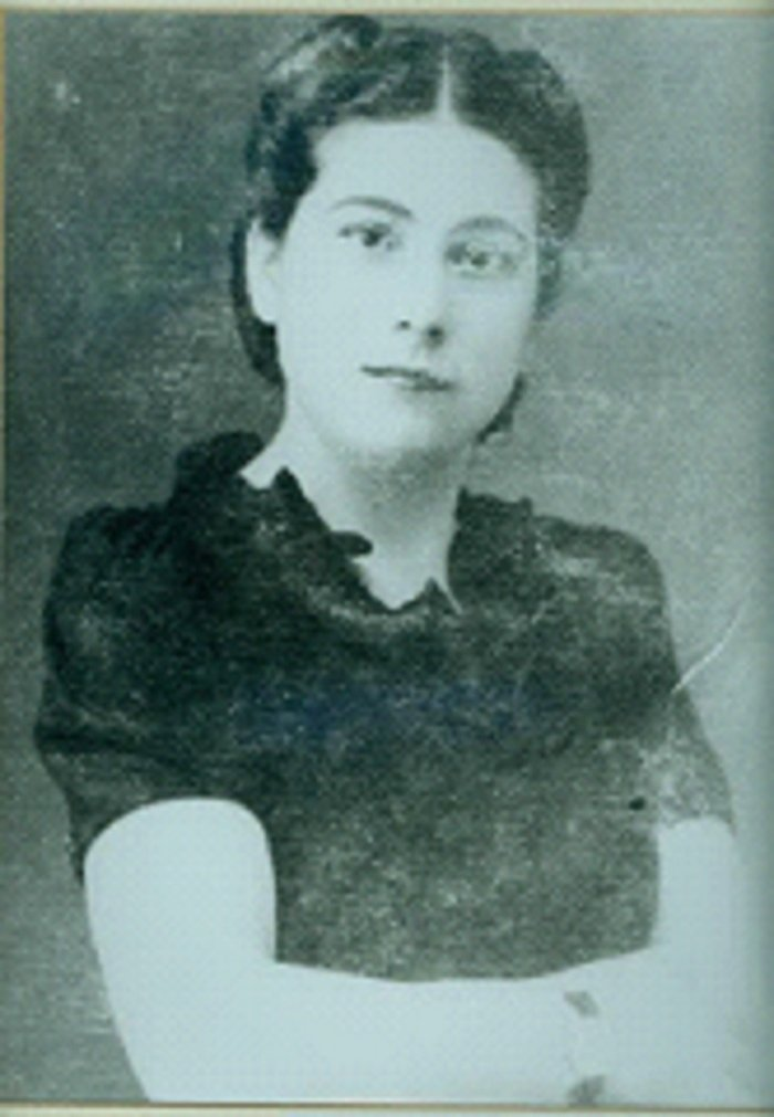 Ιωάννα Λουφαρδάκη, ετών 19