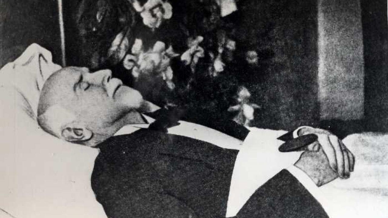 Σα σήμερα, 18 Μαρτίου του 1936 πέθανε ο μέγιστος Ελευθέριος ...