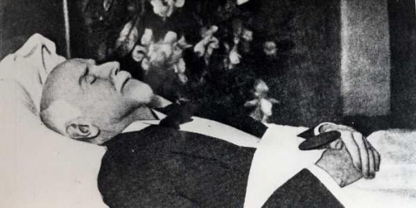 Σα σήμερα, 18 Μαρτίου του 1936 πέθανε ο μέγιστος Ελευθέριος Βενιζέλος - Σπάνιο φωτογραφικό υλικό από την κηδεία του | Φωτός+Βίντεο