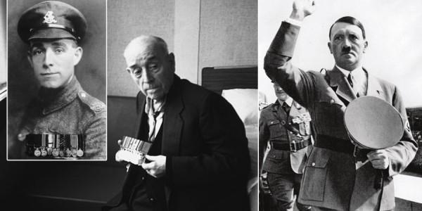 Χένρι Τάντι: Ο Άνθρωπος και ήρωας πολέμου που χάρισε τη ζωή στον Χίτλερ
