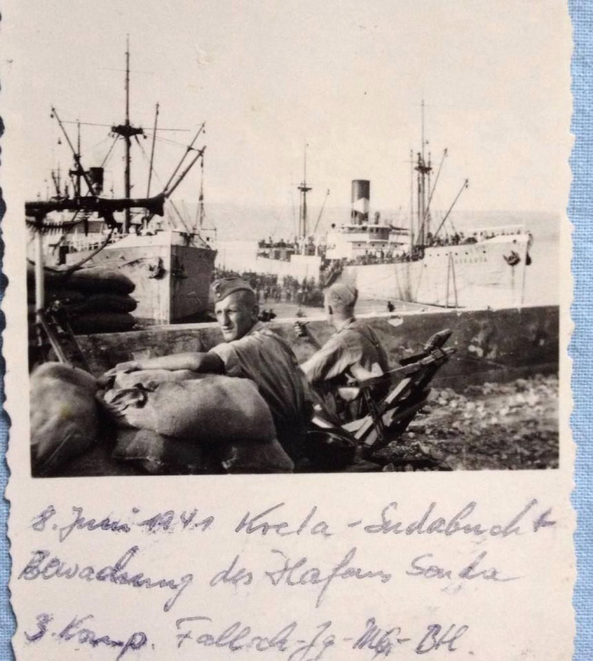 1941 Γερμανοί στη Σούδα