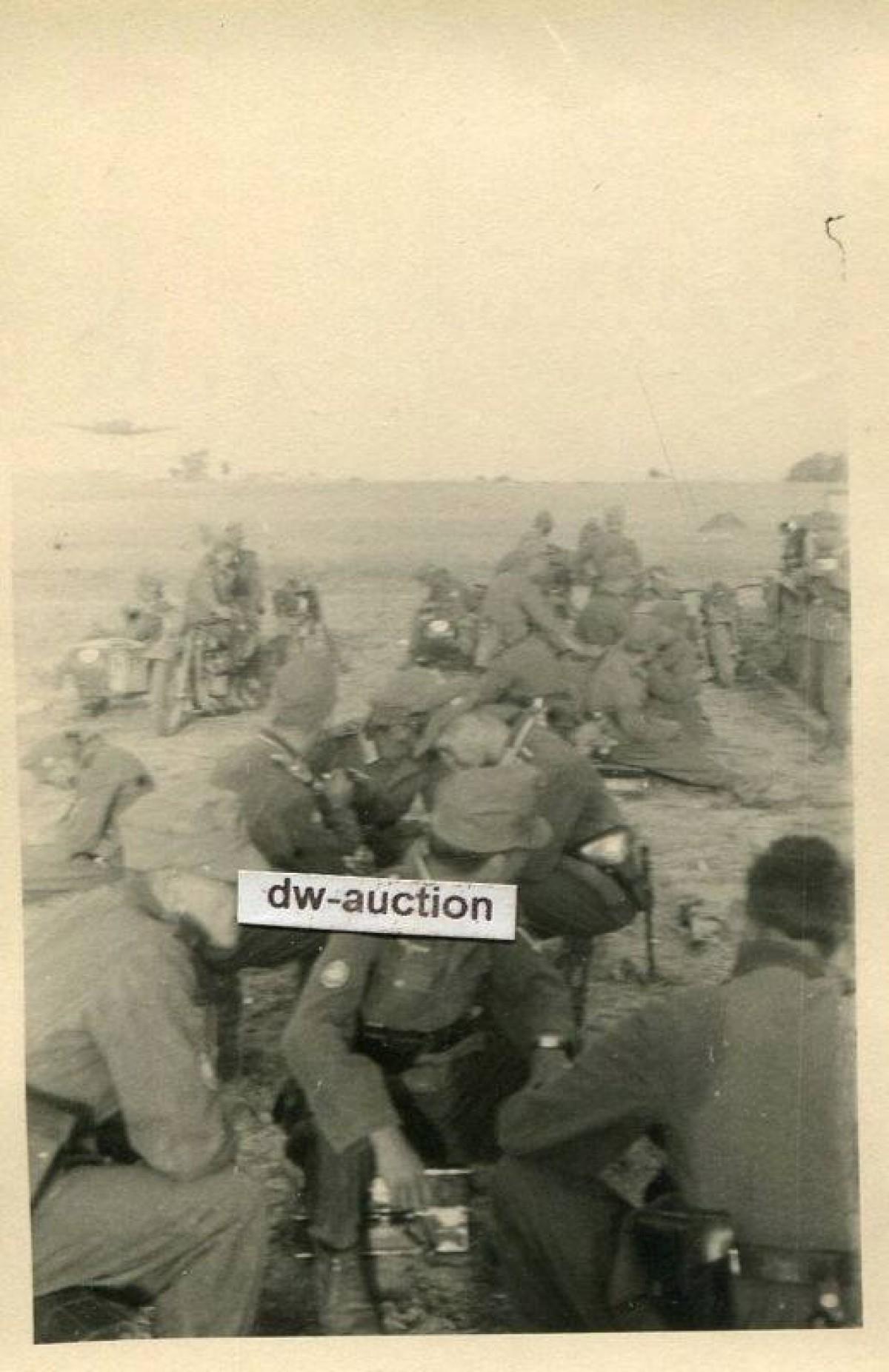 1941, Μάλεμε. Επίλεκτοι Γερμανοί στρατιώτες της Edelweiss