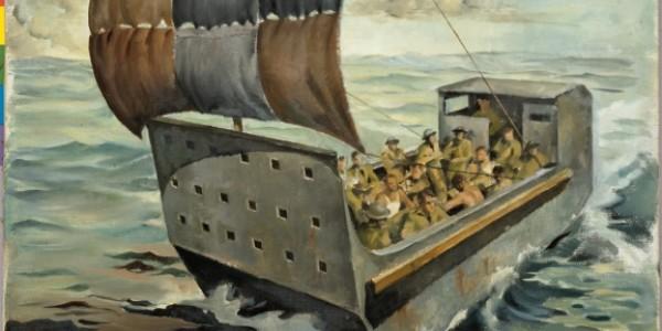 Μία άγνωστη ιστορία από τη Μάχη της Κρήτης: Το επικό ταξίδι με το φορτηγό πλοίο με τα πανιά από κουβέρτες | Φωτό