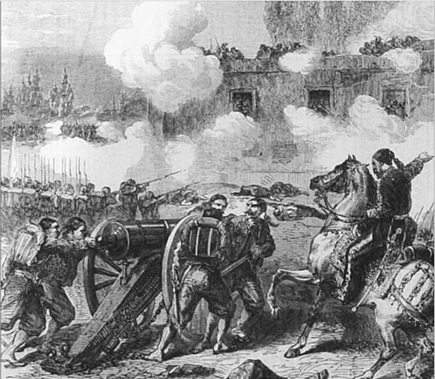 Image result for κρητικη επανασταση 1866 φωτο