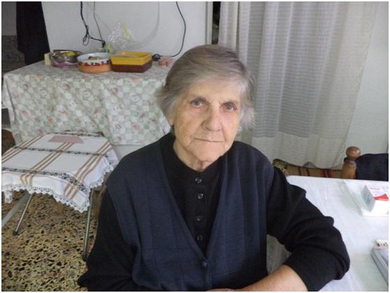 Ουρανία Φραγκούλη-Ορφανουδάκη: « Μόνο η γειτονιά του «Μακρύ Στενού» είχε 22 κορίτσια…»