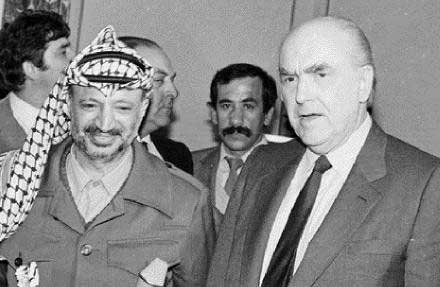papandreou-arafat