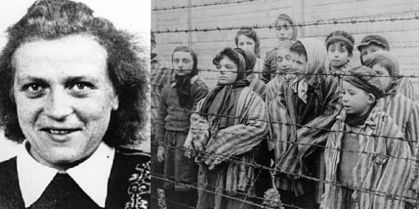 Η γερμανίδα Ναζί που έριχνε μωρά από το μπαλκόνι ή τα πυροβολούσε στο στόμα και στο κεφάλι. Η «δεσποινίς Χάνα» που αθωώθηκε από τα γερμανικά δικαστήρια και έζησε μέχρι τα 80 της χρόνια