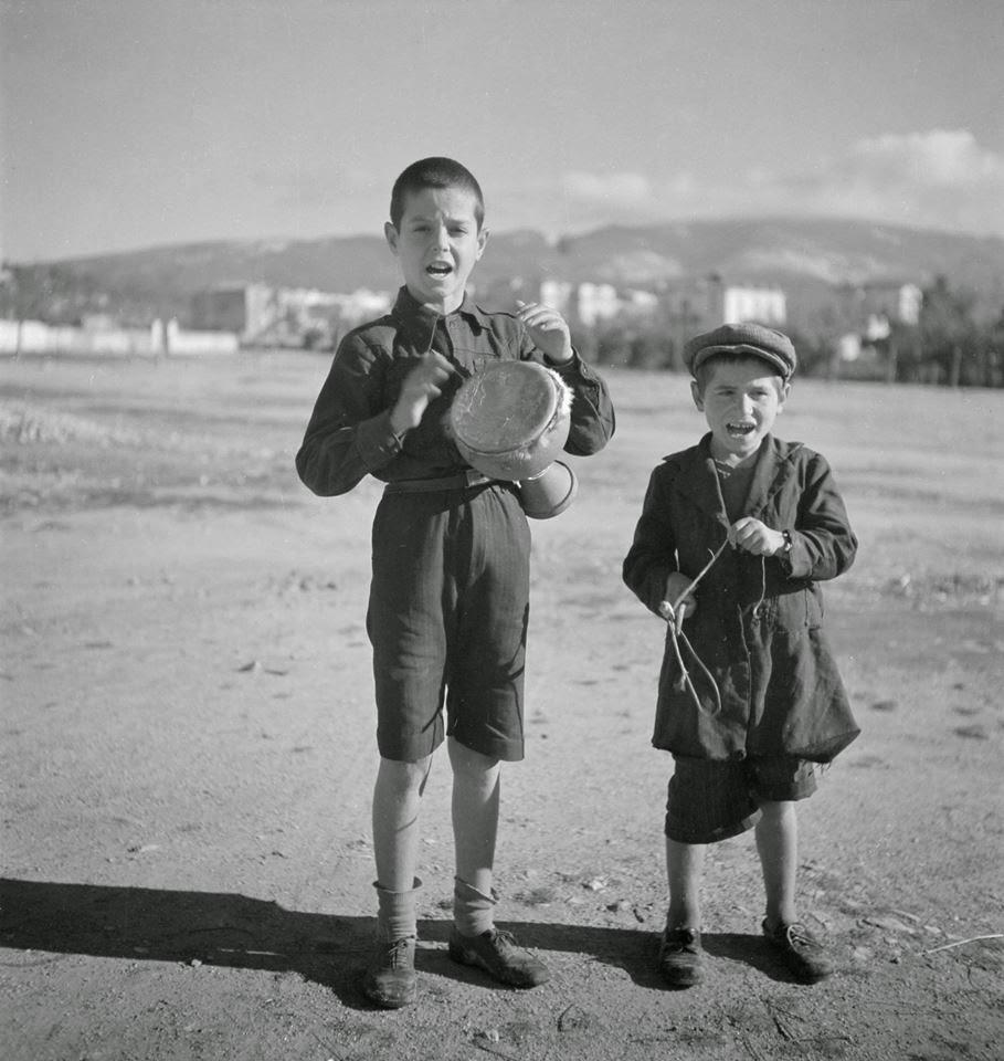 Βούλα Παπαϊωάννου Κάλαντα 1950