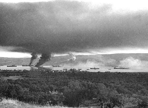 Suda Bay, Crete, April 1941