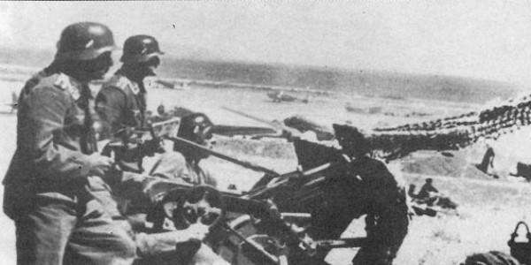 Η Μάχη της Κρήτης σε στρατιωτικά φιλμ εποχής όπως δεν την έχετε ξαναδεί | Bίντεο