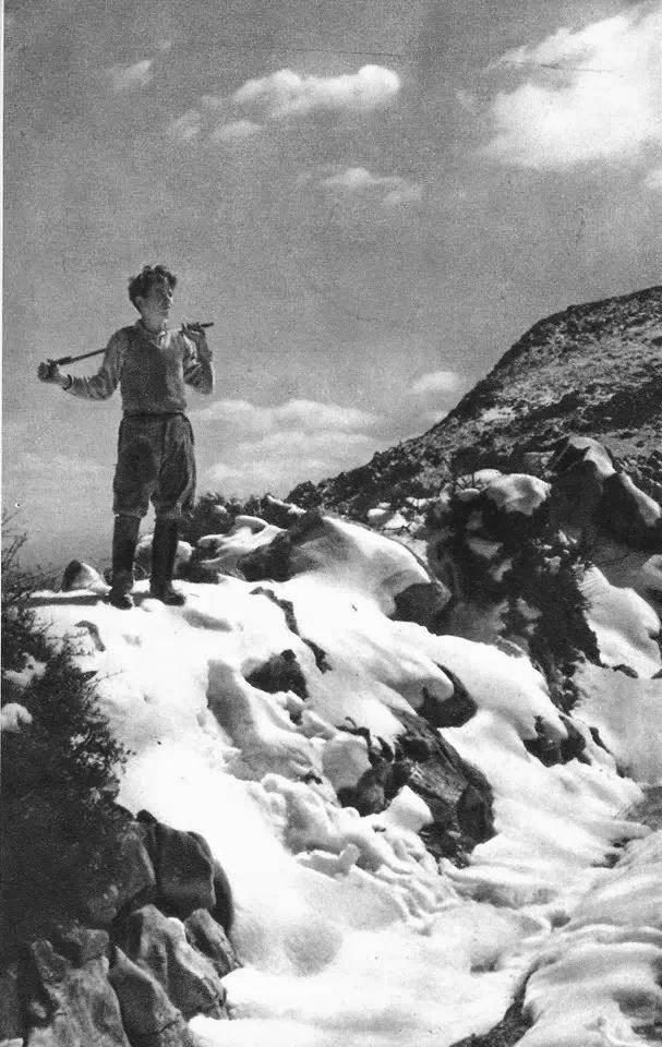 Ψηλορείτης Claude Dervenn 1950