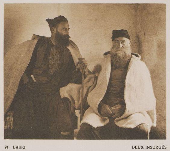 1919. Crete, Insurgents from Lakkoi, Chania