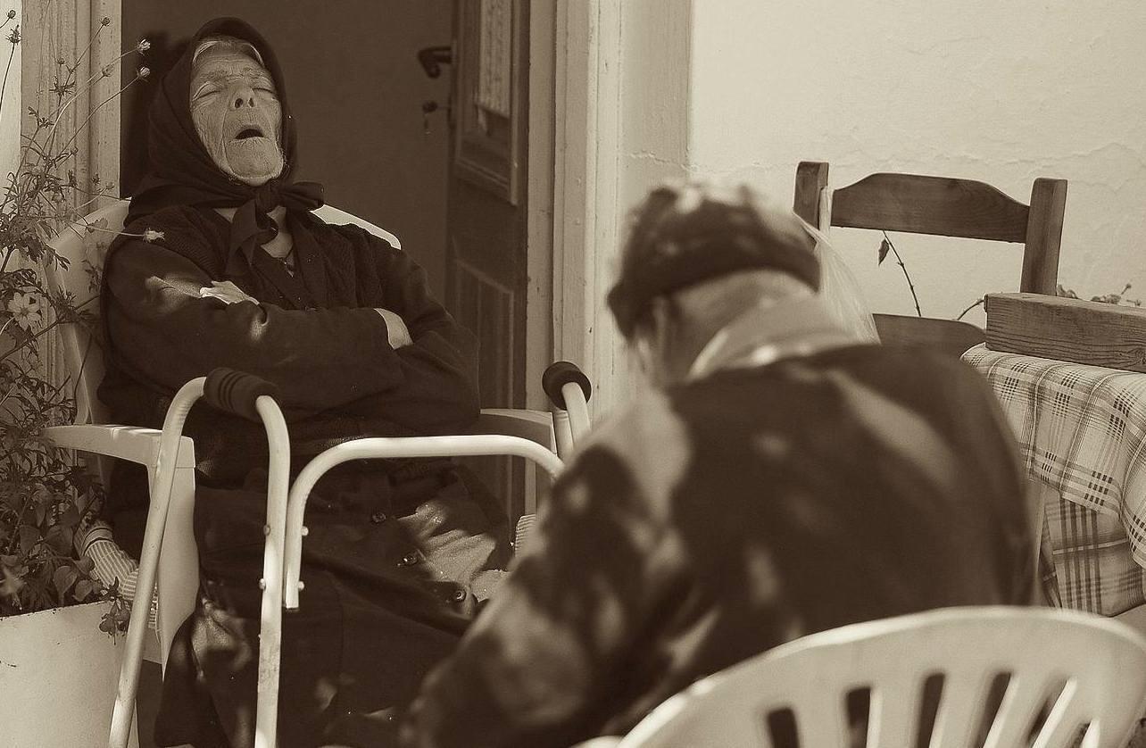 Ο καλοκαιρινός ύπνος μέσα από 26 σπάνιες φωτογραφίες από την Κρήτη