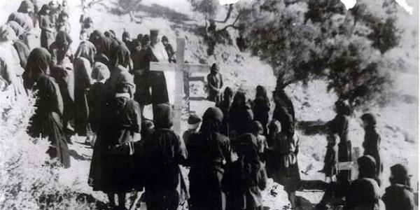 """Ο Κρητικός """"υπουργός"""" της Κατοχής που μετά το Ολοκαύτωμα της Βιάννου θρήνησε για τους νεκρούς ναζί! Τι έλεγε το φιλοναζιστικό κήρυγμα Πασσαδάκη"""