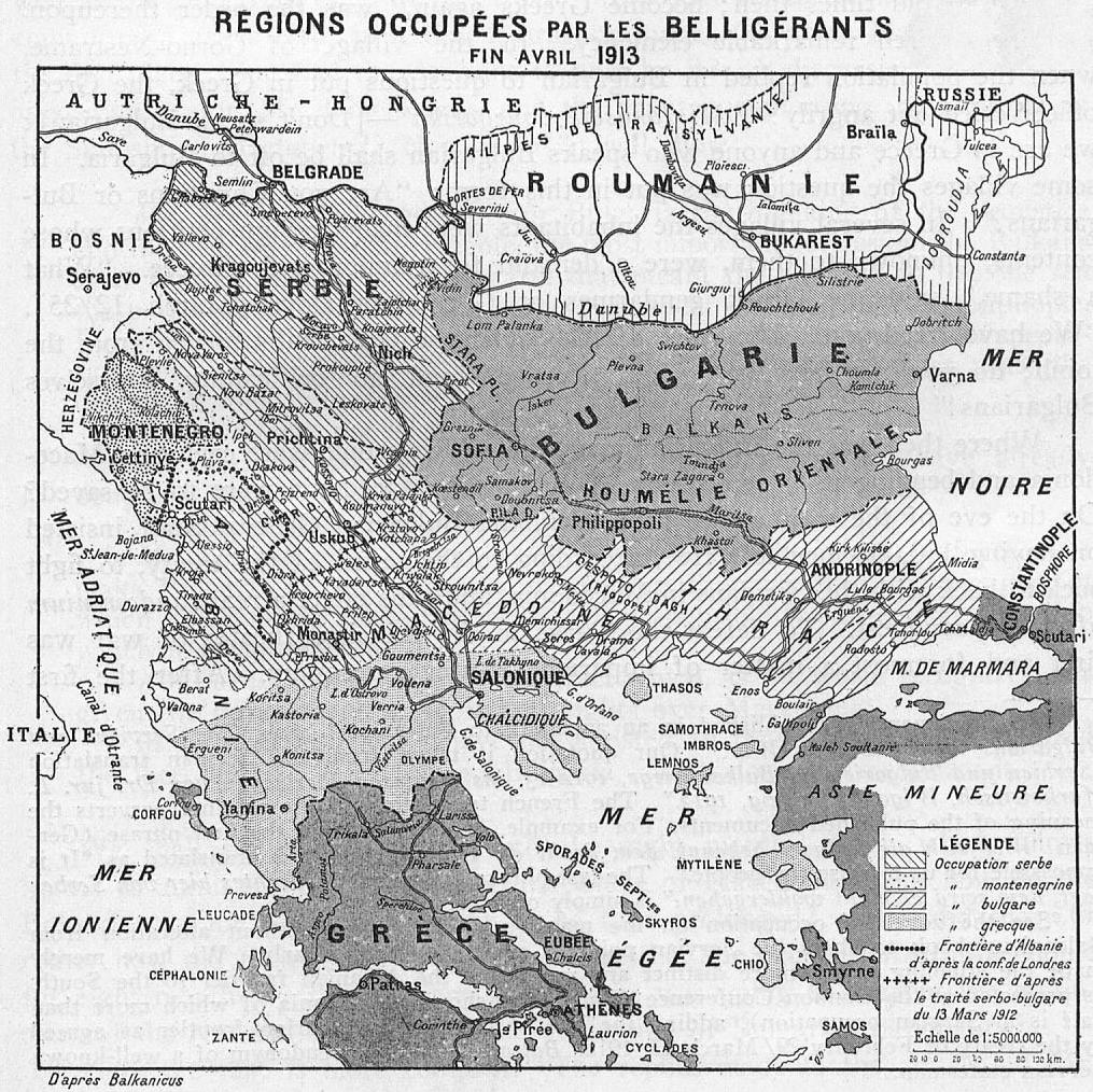 Balkans 1913