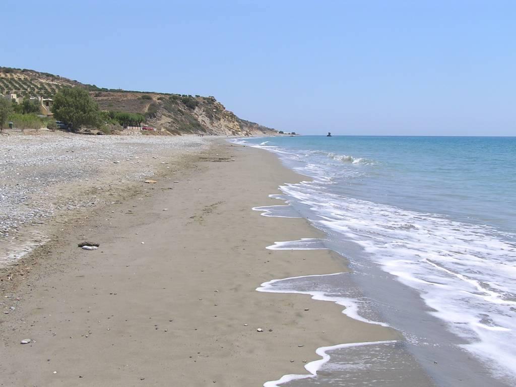 6. Παραλία Κερατόκαμπου, Δήμου Βιάννου