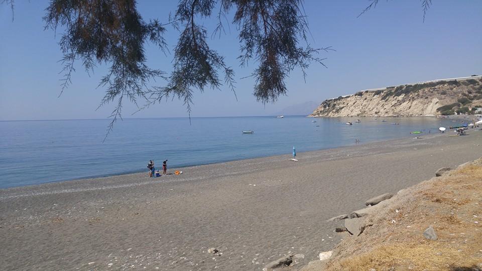 7. Παραλία Ψαρή Φοράδα , Δήμου Βιάννου
