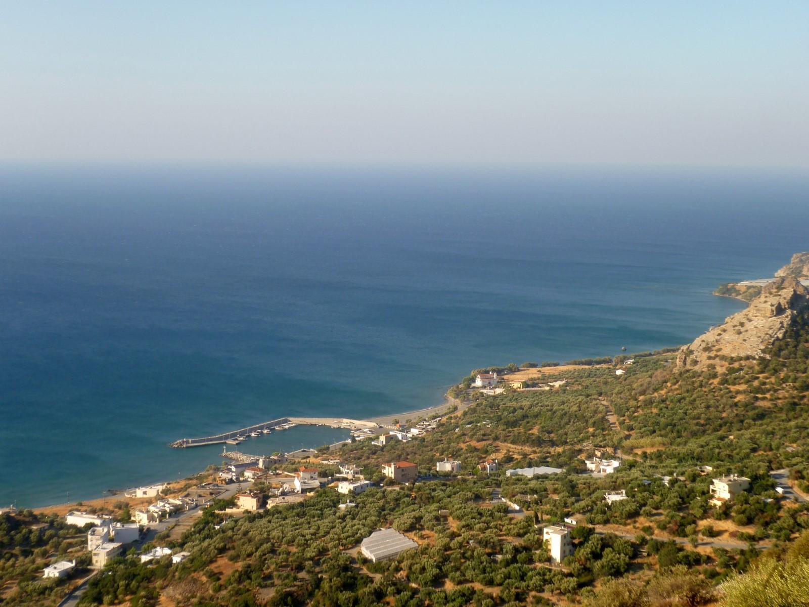 8. Παραλία Καστρί, Δήμου Βιάννου
