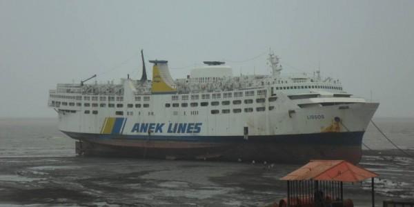 """Το τελευταίο αντίο του ιστορικού πλοίου της ΑΝΕΚ """"ΛΙΣΣΟΣ"""" έγινε στην Alang της Ινδίας   Φωτό+Βίντεο"""