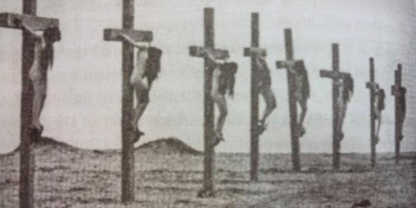 Οι σταυρωμένες Αρμένισες: Μια συγκλονιστική μαρτυρία για τη Γενοκτονία | Βίντεο