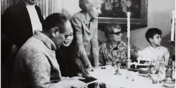 Αύγουστος 1962: Ο Τάσος Βουρνάς συναντά τον εξόριστο Μενέλαο Λουντέμη στο Βουκουρέστι - Η λογοτεχνική παραγωγή στην πολιτική προσφυγιά και οι μεταφράσεις των έργων του