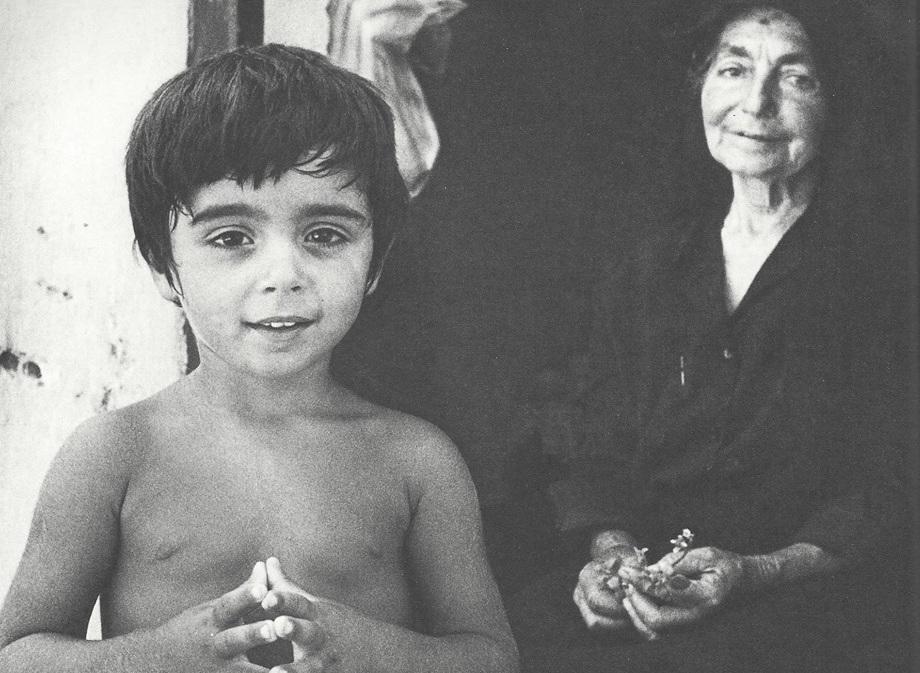 Η Κρήτη το 1979 μέσα από τη ματιά του φωτογράφου και Βενεδίκτου Μοναχού Oswald Kettenberger