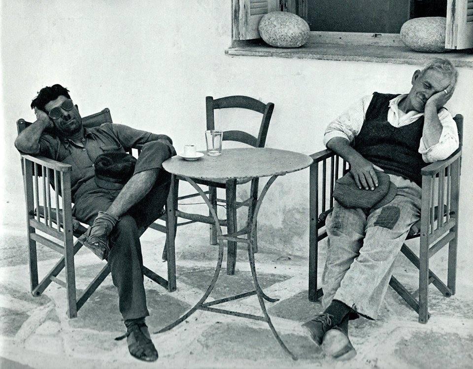 Ο καλοκαιρινός ύπνος στην Κρήτη μέσα από 26 σπάνιες φωτογραφίες