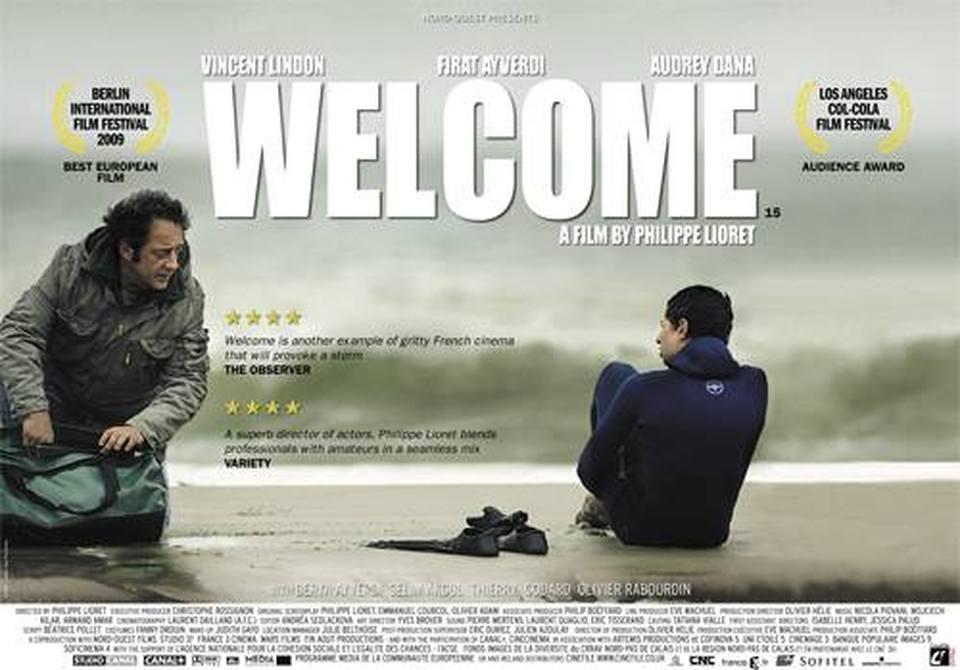Το συγκλονιστικό WELCOME του Philip Lioret σε πρώτη προβολή στην Κρήτη την Πέμπτη 5 Δεκεμβρίου από την Λέσχη του Φεστιβάλ Κινηματογράφου Χανίων