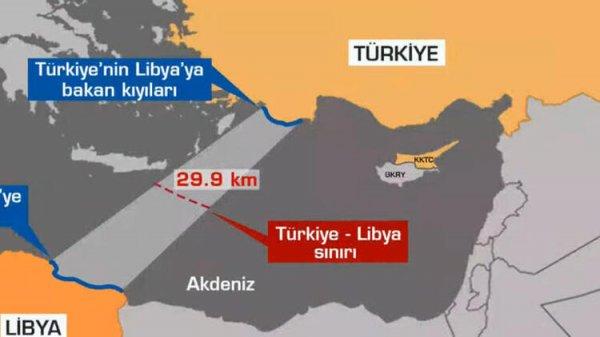 Επιστολή Προέδρου Βουλής Λιβύης στον ΟΗΕ: «Παράνομη η κυβέρνηση και η συμφωνία Τουρκίας-Λιβύης»