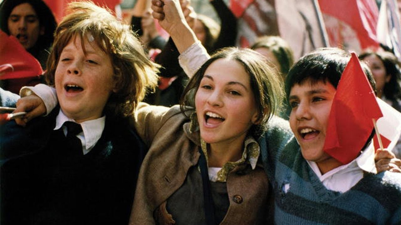 Machuca: Την Κυριακή στο θέατρο Μίκης Θεοδωράκης η 3η ταινία του αφιερώματος στον Ισπανικό και Ισπανόφωνο κινηματογράφο | Βίντεο