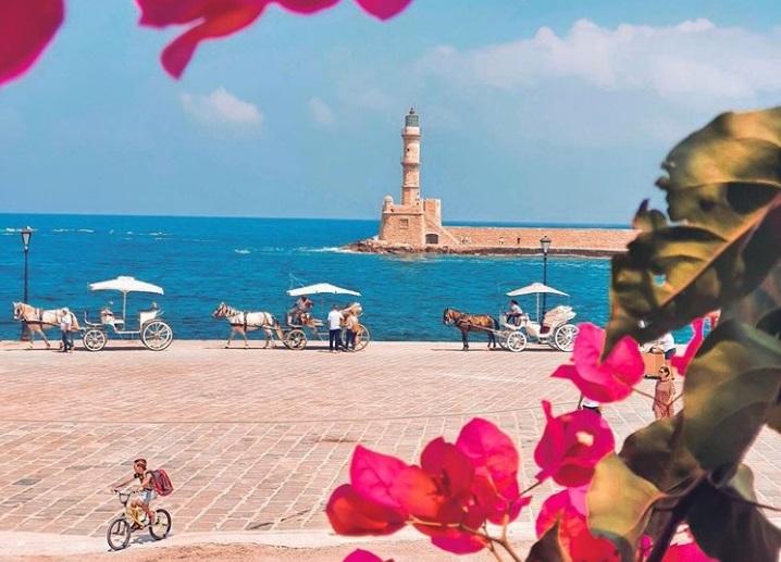 Η πανέμορφη ανοιξιάτικη Κρήτη μέσα από τη δουλειά instagram φωτογράφων | Φωτός