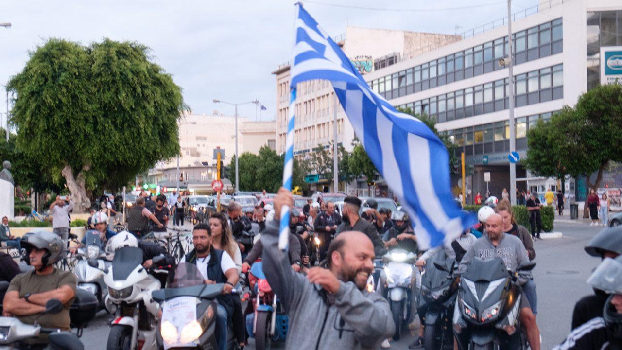 Θήβα - 28η Οκτωβρίου λέμε το δικό μας «ΟΧΙ» :Μηχανοκίνητη πορεία - παρέλαση διοργανώνει η Πρωτοβουλία πολιτών Βοιωτίας