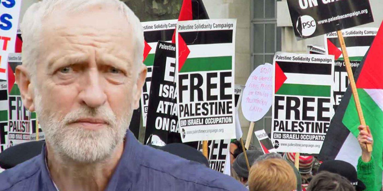 Σε διαθεσιμότητα από τους Εργατικούς με κατηγορία για αντισημιτισμό ο  Κόρμπιν επειδή υποστηρίζει τους Παλαιστίνιους | Αγώνας της ΚρήτηςΑγώνας της  Κρήτης