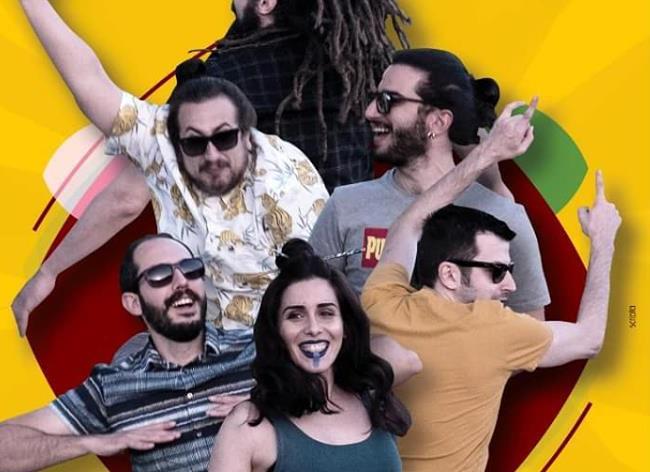 FreakTones a-live στο θεατράκι στα Λενταριανά