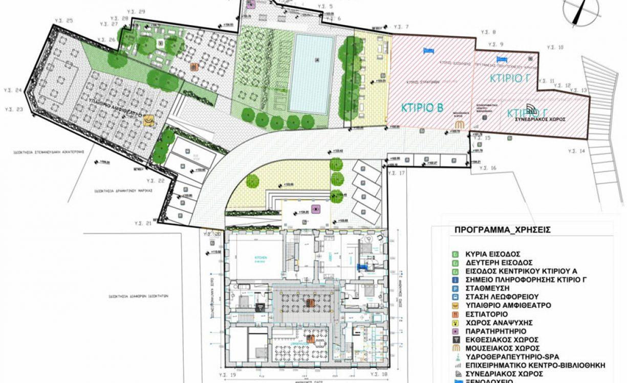 Αποκάλυψη από Rosa Nera: Αυτός είναι ο σχεδιασμός για τα ξενοδοχεία στο Λόφο Καστέλι – Ποιοι συμμετέχουν και ποιοι οι λόγοι της επιλογής των κτιρίων