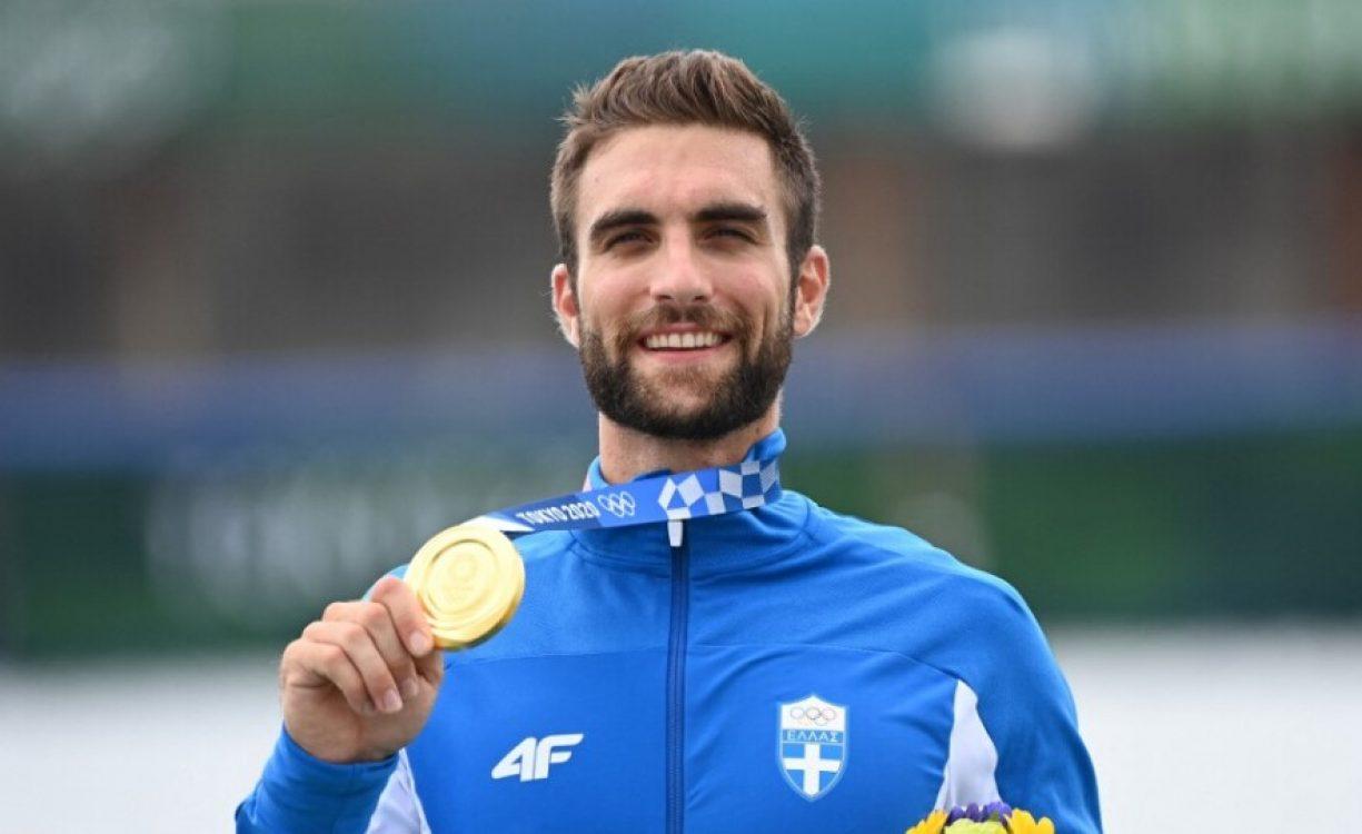 """Ολυμπιακοί Αγώνες 2021: «Χρυσός» ο Στέφανος Ντούσκος με συγκλονιστική κούρσα! – """"Οι γονείς μου πρέπει να είναι ένα βήμα πριν το εγκεφαλικό"""""""