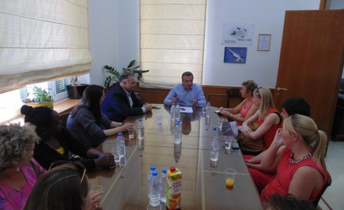 Καλοί «πρεσβευτές» της Κρήτης Βρετανοί δημοσιογράφοι και tour operators