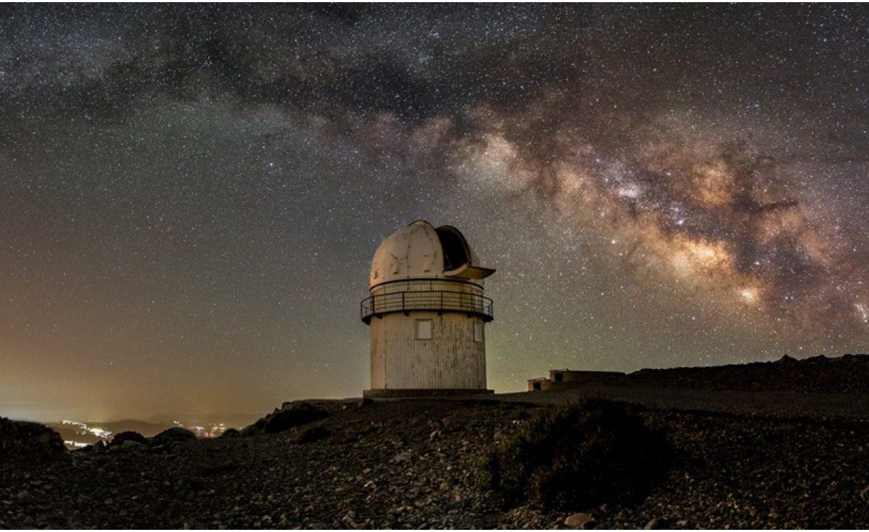 To Αστεροσκοπείο Σκίνακα κλείνει τα 35 του χρόνια! | Φωτός