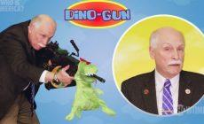 O Μπόρατ ξαναχτυπά, πείθει μέλη του Κογκρέσου των ΗΠΑ να συμμετάσχουν σε ψεύτικη εκστρατεία, να δοθούν όπλα σε 4χρονα παιδιά