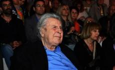 Μίκης Θεοδωράκης:  Και ο Τσίπρας ΠΑΣΟΚ είναι κατά βάθος. Ο Κυριάκος είναι τεχνοκράτης, αλλά το κόμμα του είναι ΠΑΣΟΚ