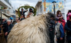 Ανήμερα της Καθαράς Δευτέρας στα Αποκριγιώματα στη Γέργερη | Φωτορεπορτάζ