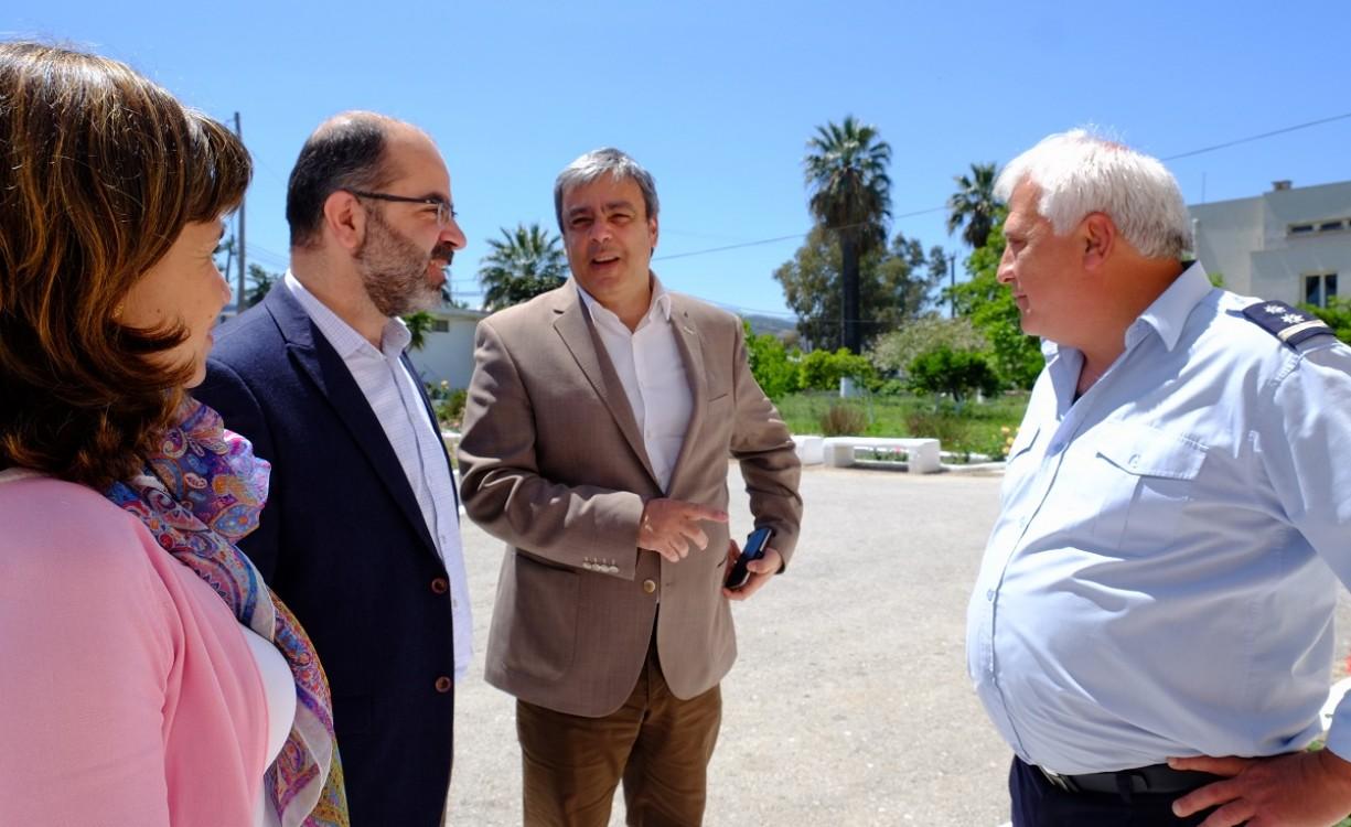"""Χρ. Βερναρδάκης από Χανιά για τη νέα συμφωνία: """"Εντός του κόμματος δε θα υπάρξουν αντιδράσεις"""""""