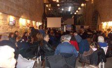 Κατάμεστη η αίθουσα κατά την παρουσίαση του παραμυθιού της Δέσποινας Τζιάκη στα Χανιά