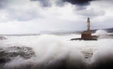 Προβλήματα στο νομό από τους θυελλώδεις ανέμους αλλά και όμορφες εικόνες | Φωτός+Βίντεο